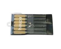 Набор прорезных напильников DIN 7283