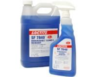 LOCTITE SF 7840 (5 л) биоразлагаемый растворитель и обезжириватель для удаления консистентной смазки, СОЖ и глубоко въевшейся грязи